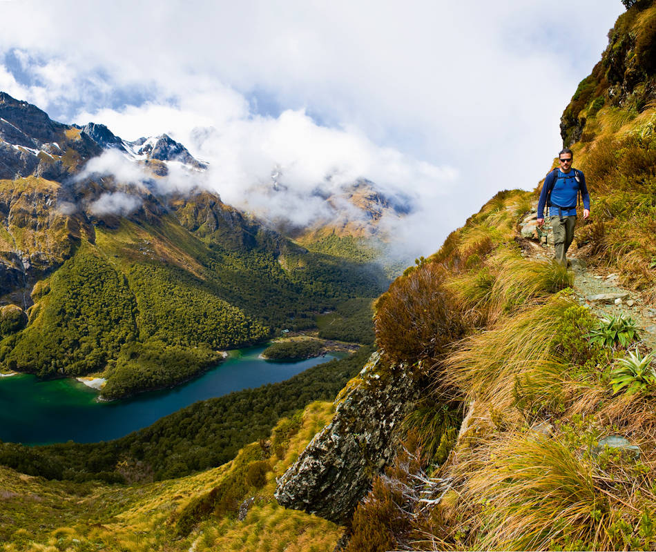 Luxusreise - Neuseeland