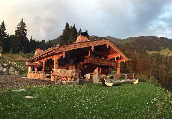 Luxusreise - private Villa in Österreich